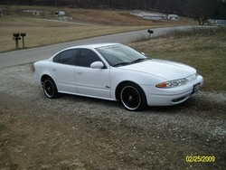 SASSYMOMMA26s 2000 Oldsmobile Alero