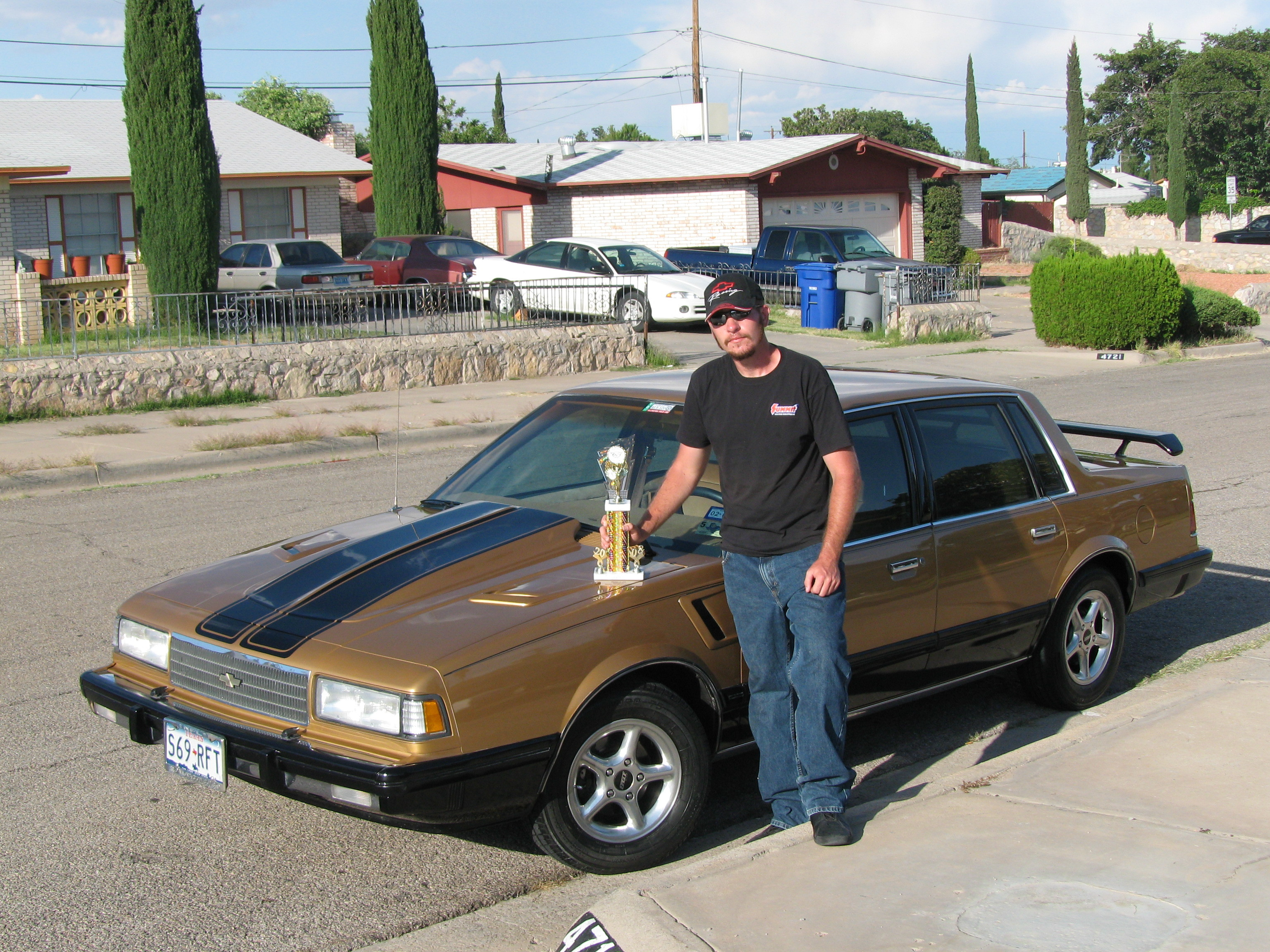 1988 chevrolet celebrity review