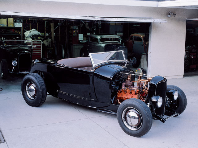 Another FentonV8 1929 Ford Roadster post... - 12724816