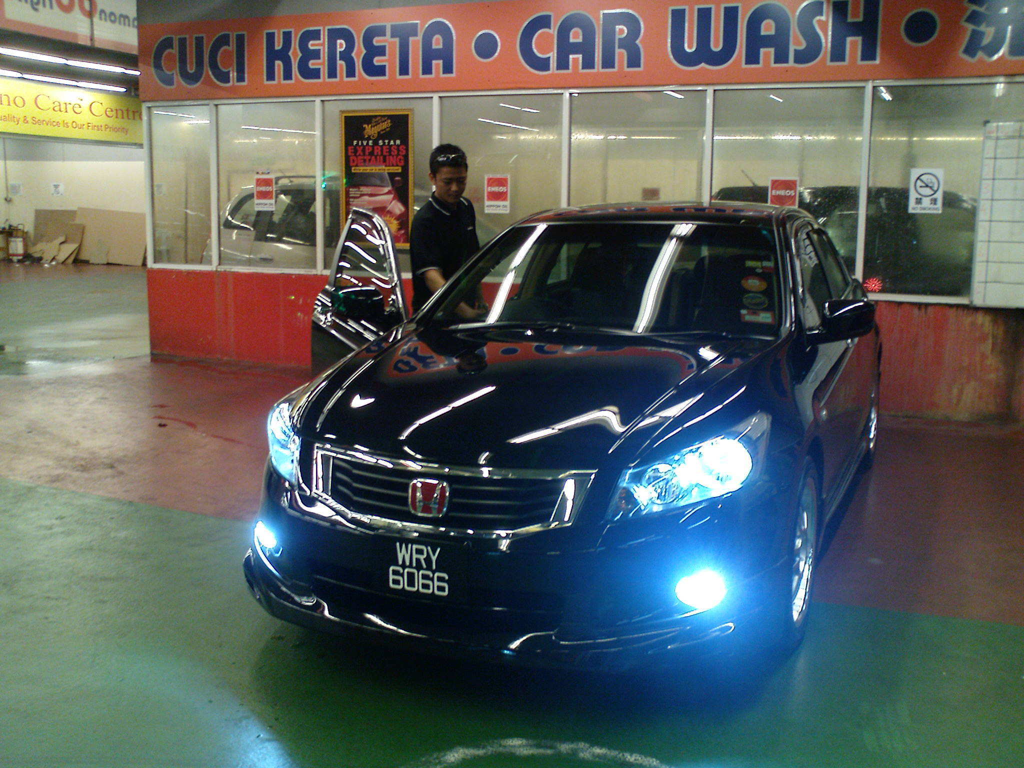 ivanchong 2009 Honda Accord