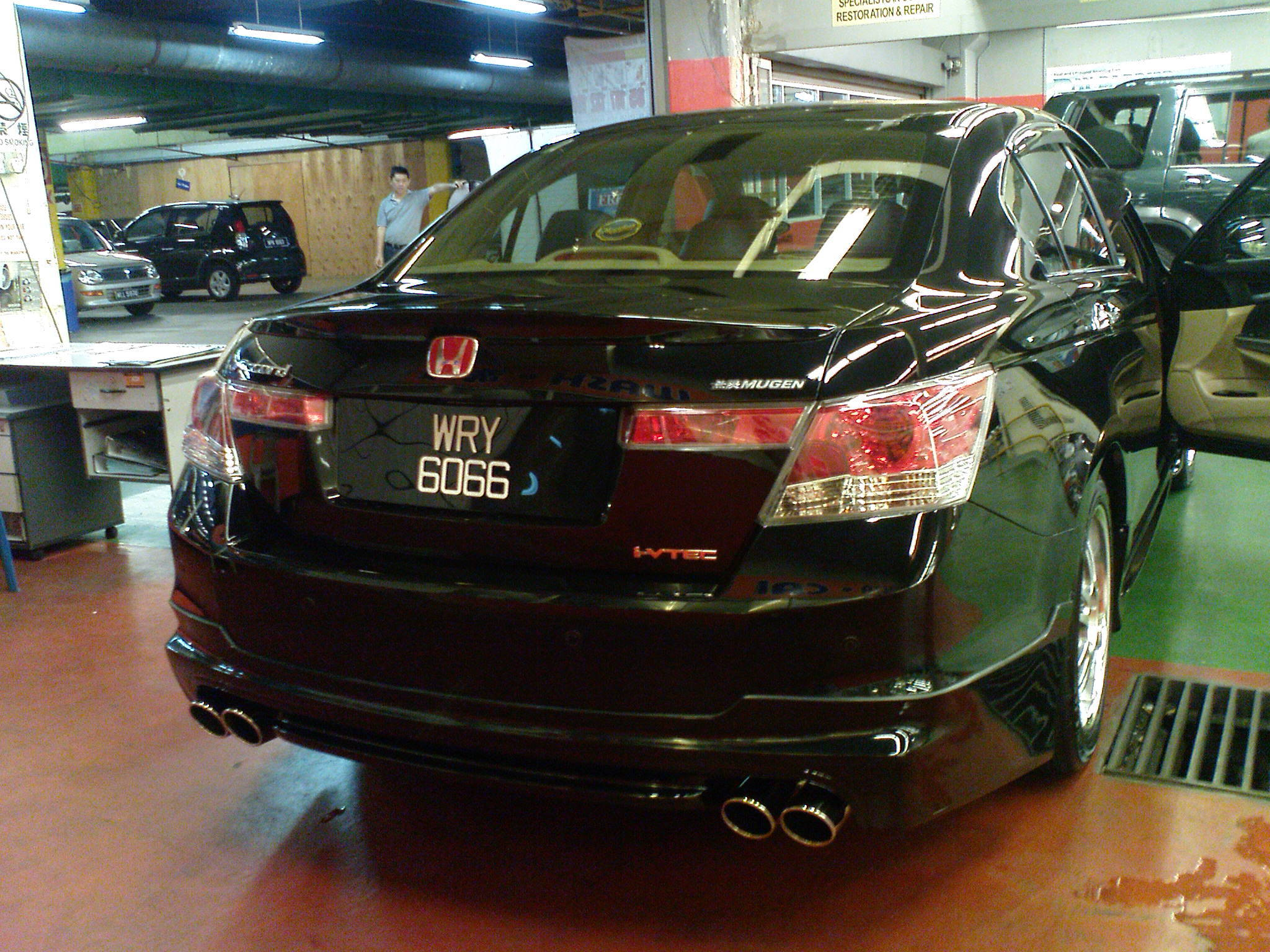 Another ivanchong 2009 Honda Accord post... - 12725011