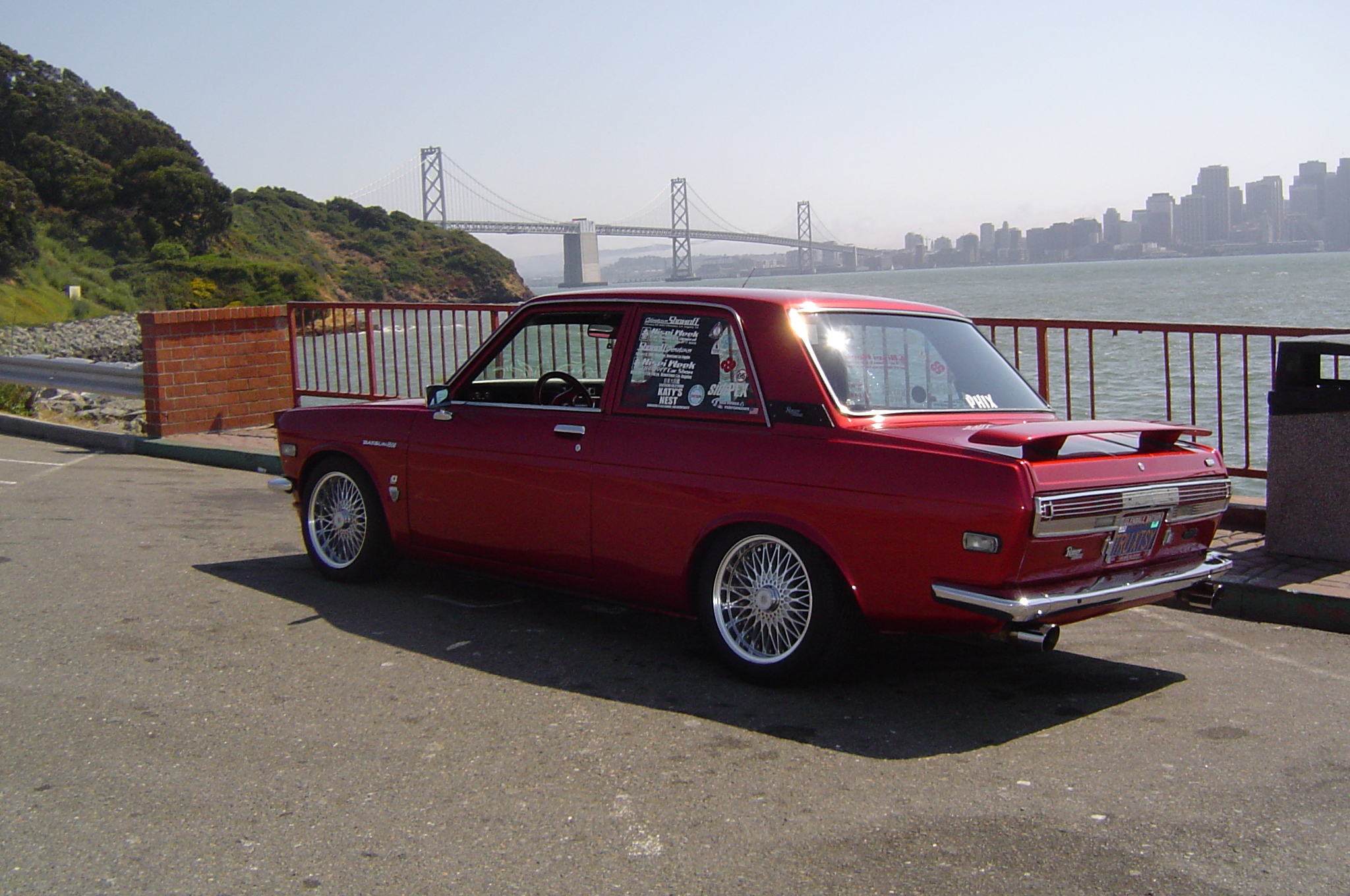 Another Datfast1 1971 Datsun 510 post... - 12744028