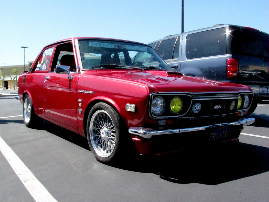 Another Datfast1 1971 Datsun 510 post... - 12744051