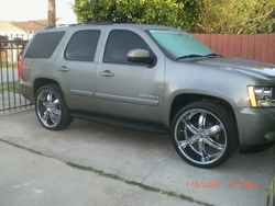 jr8477009s 2008 Chevrolet Tahoe