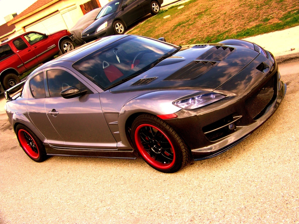 mikegrays0 2005 Mazda RX-8 12726321