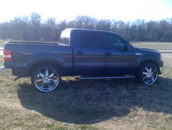 Demetries 2006 Ford F150 SuperCrew Cab