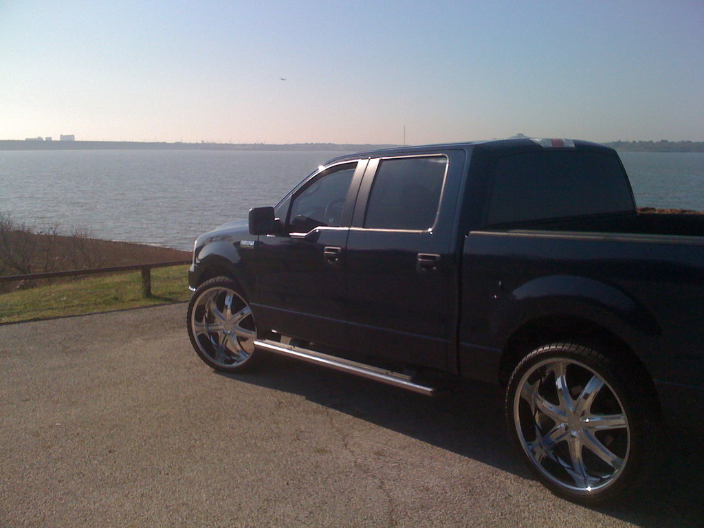 Ford ford 2006 f150 : Demetrie 2006 Ford F150 SuperCrew Cab Specs, Photos, Modification ...