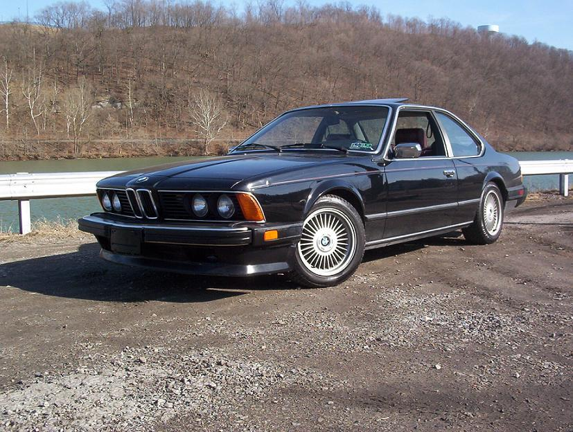 Another OneStar 1984 BMW 6 Series post... - 12744191