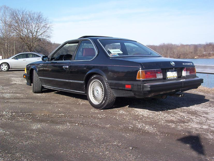 Another OneStar 1984 BMW 6 Series post... - 12744192