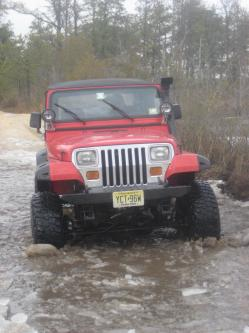 workinpr0gresss 1995 Jeep YJ