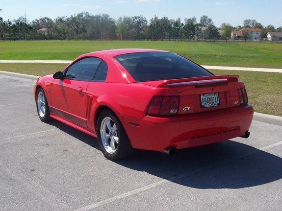 Another Steeda31505 2000 Ford Mustang post... - 9509917