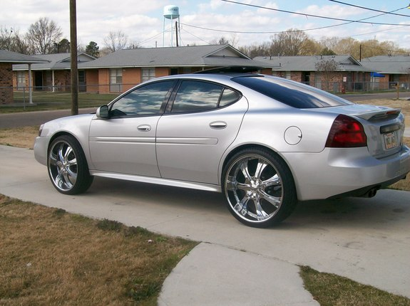 nuttkaze 2004 pontiac grand prix specs photos. Black Bedroom Furniture Sets. Home Design Ideas
