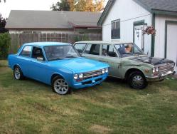 ssgancass 1972 Datsun 510