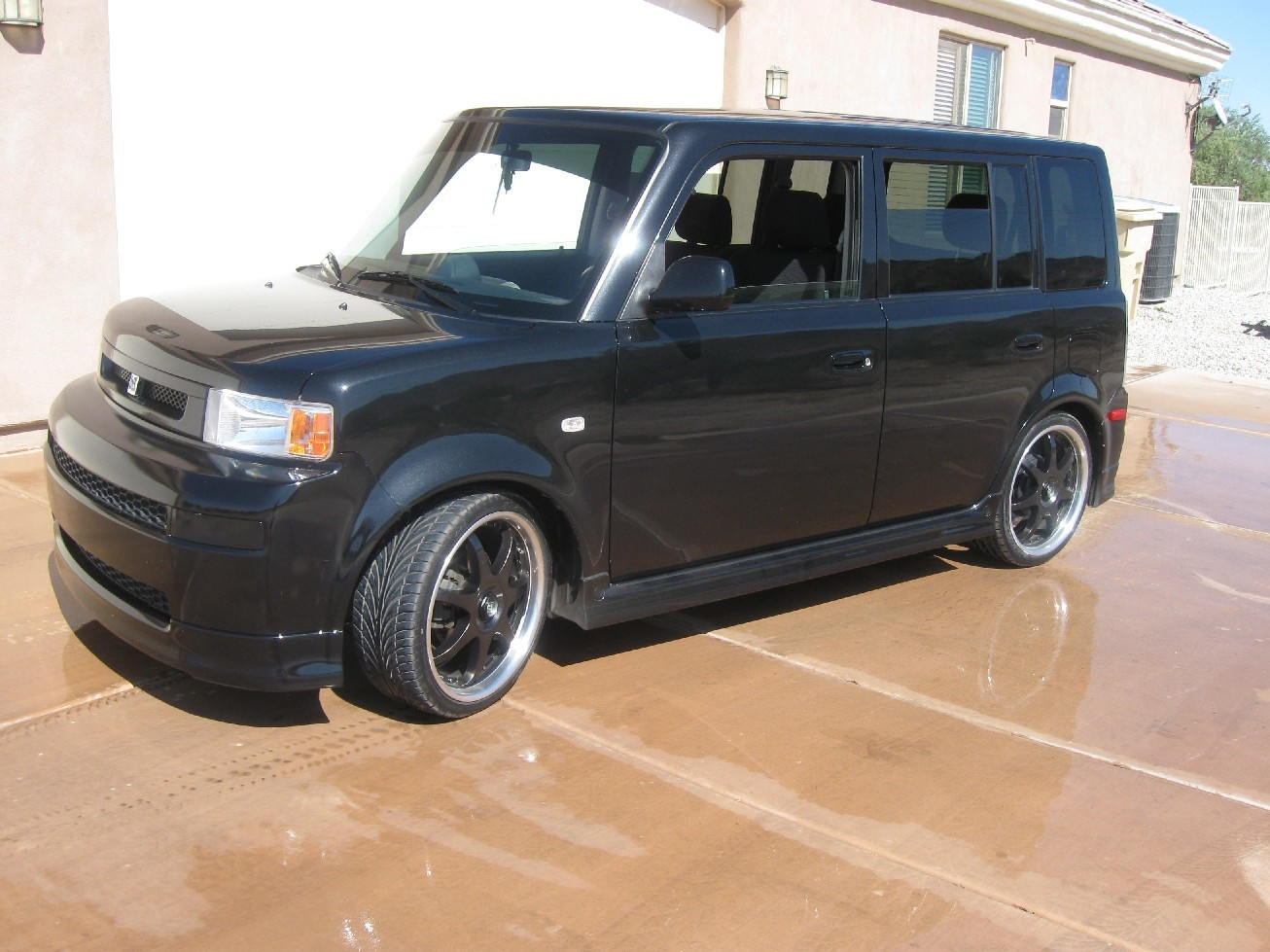 tj mx 397 2005 scion xb specs photos modification info. Black Bedroom Furniture Sets. Home Design Ideas