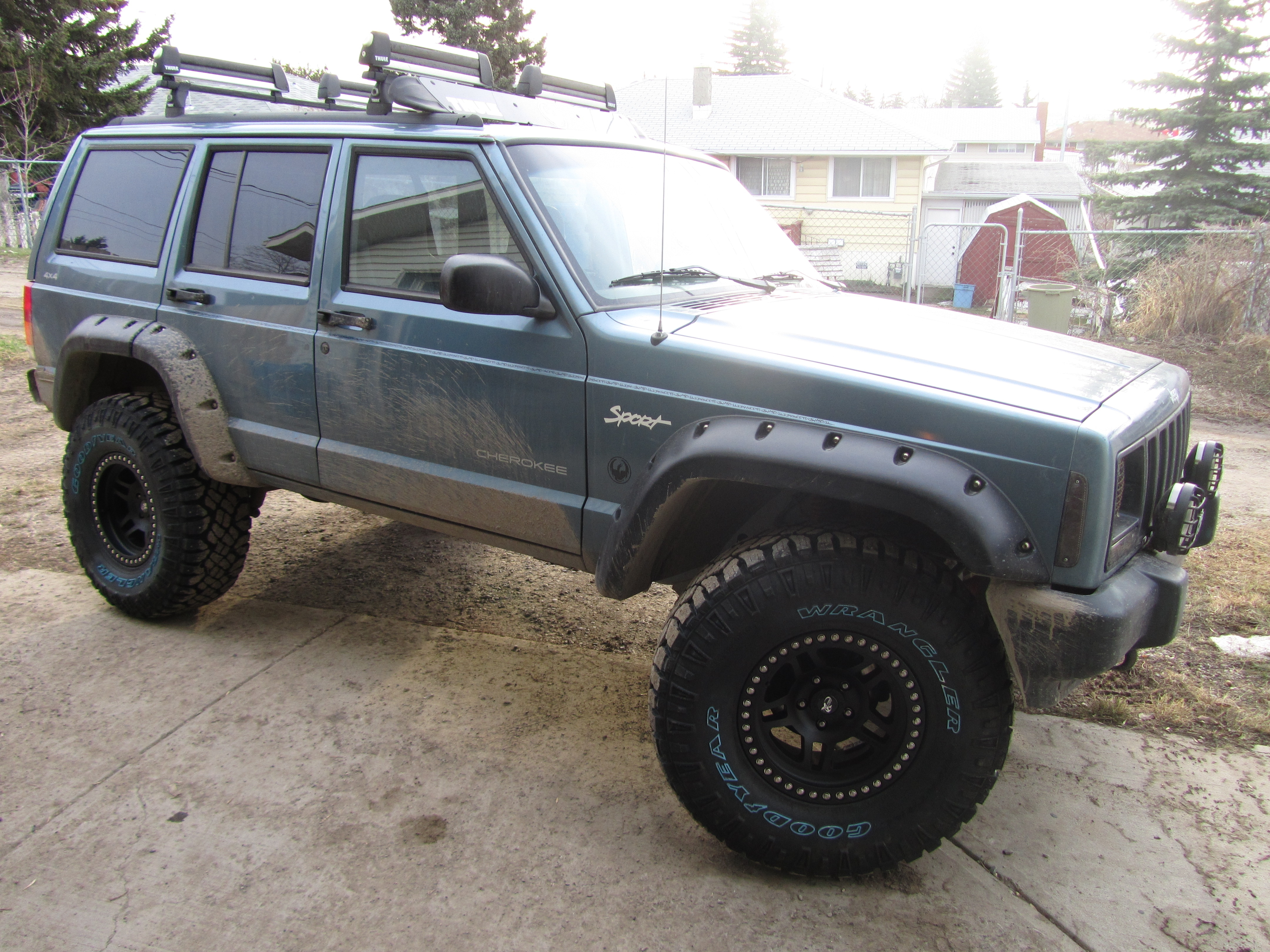 Another Tapsnapornap 1998 Jeep Cherokee post... - 12747270