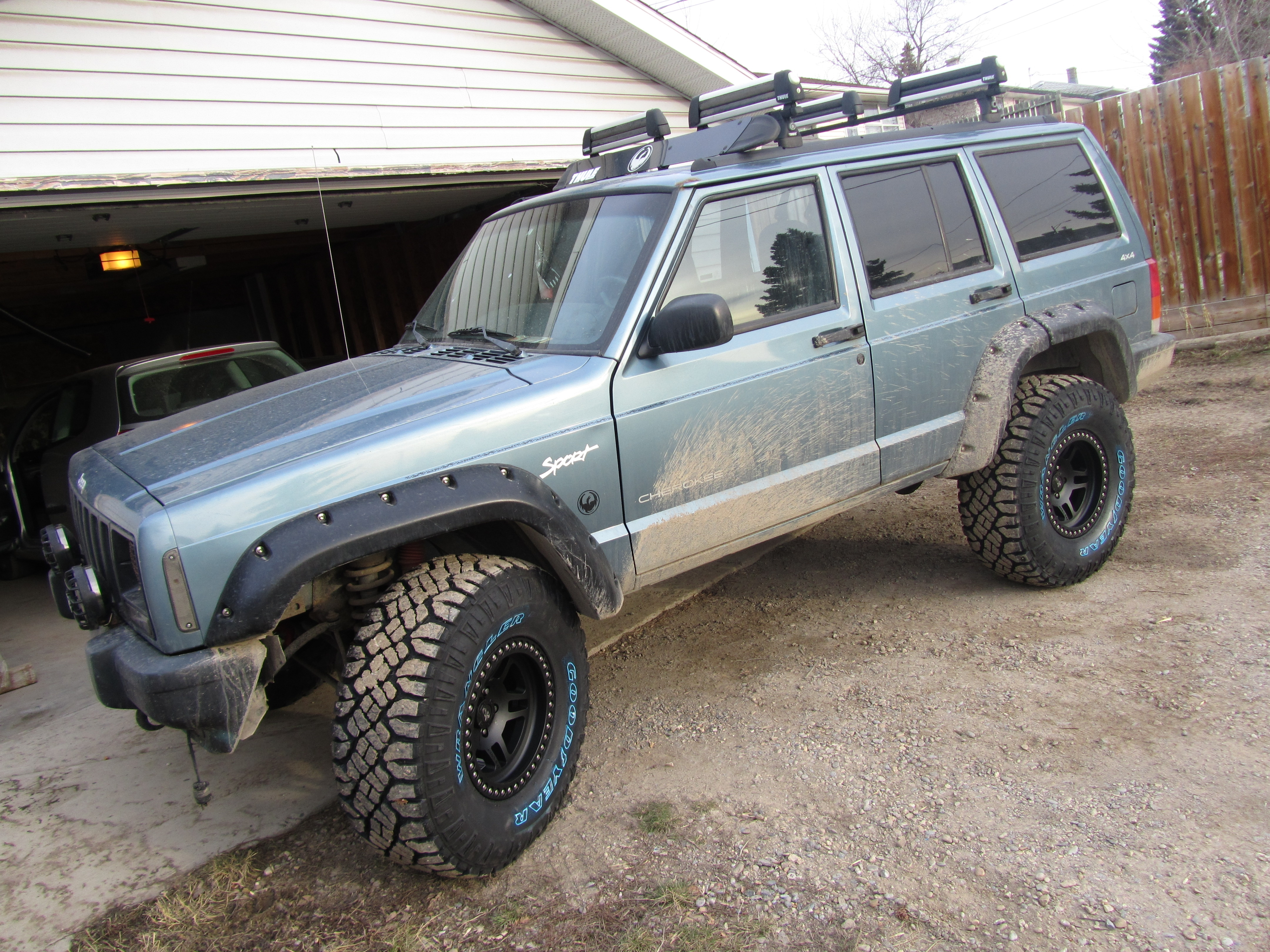 Another Tapsnapornap 1998 Jeep Cherokee post... - 12747271