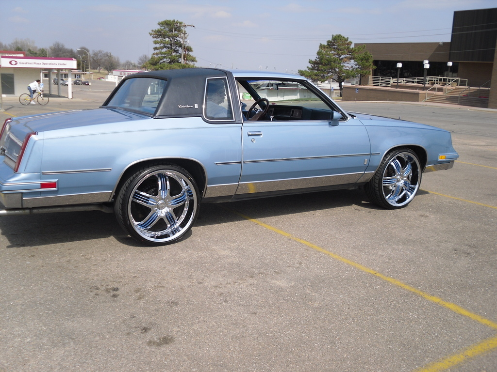 Another 86cutlassblue 1986 Oldsmobile Cutlass Supreme post... - 12747779