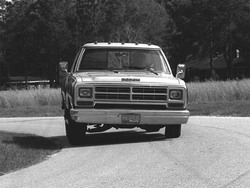 teamNewERA_PA 1987 Dodge D150 Club Cab
