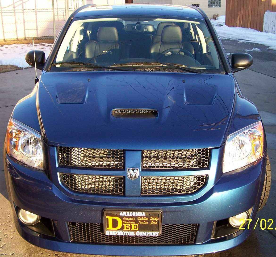 gumper 2009 Dodge Caliber
