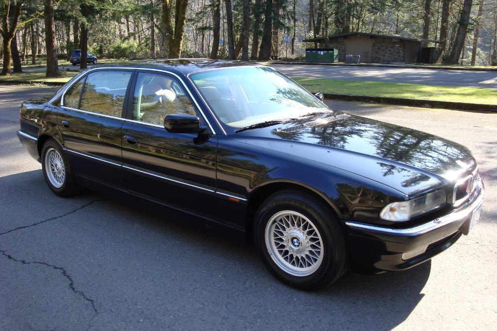 rocketmonkey 39 s 1997 bmw 7 series in beaverton or. Black Bedroom Furniture Sets. Home Design Ideas