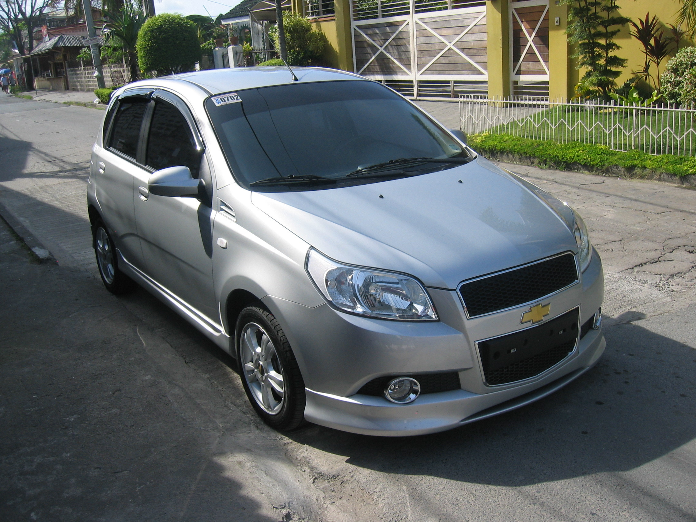 Daxpaolo O2craft 2009 Chevrolet Aveo Specs Photos Modification