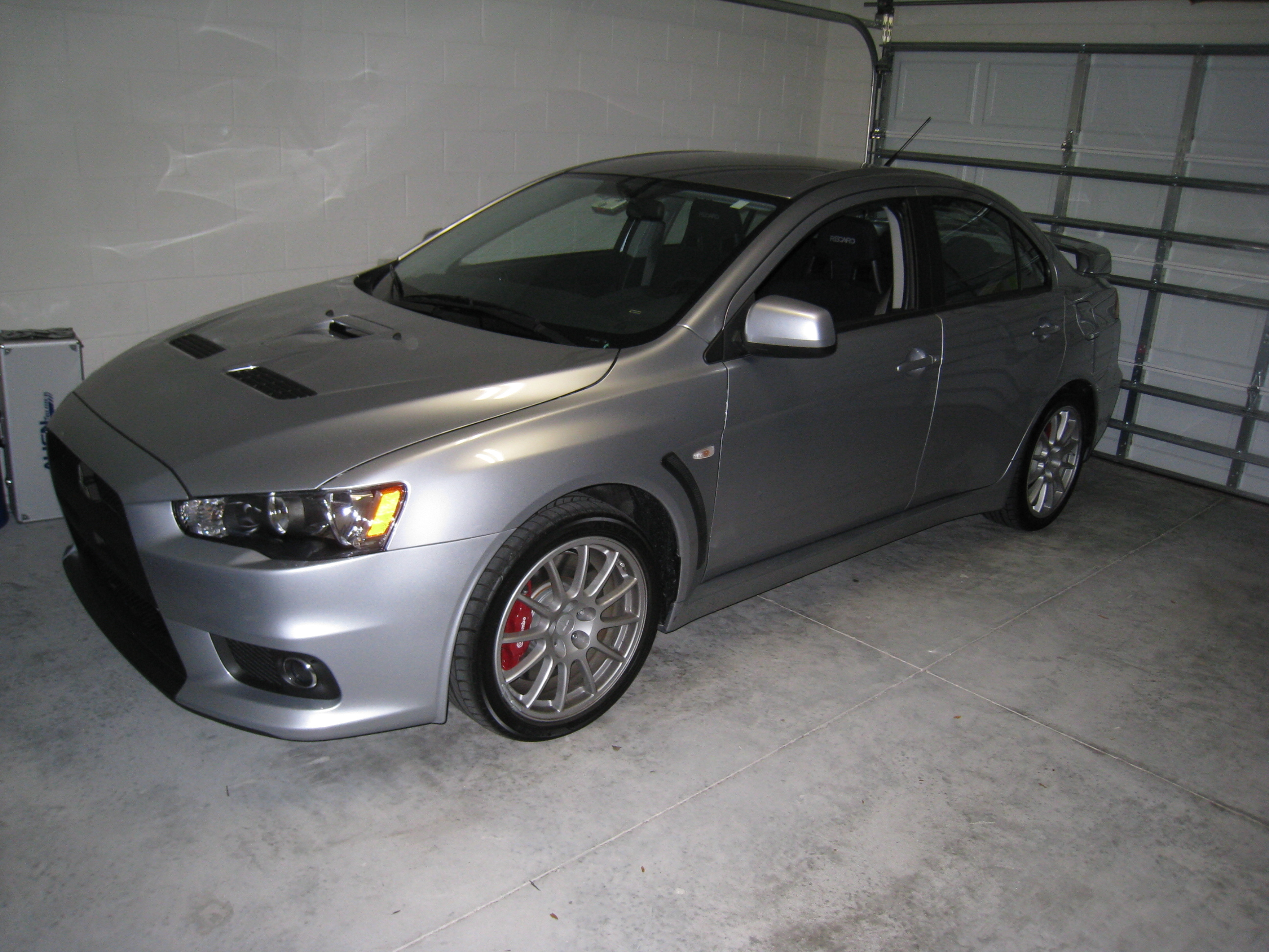 Another mpbiv 2008 Mitsubishi Lancer post... - 12749923