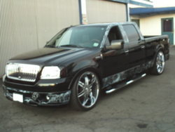 JaySSMR's 2007 Lincoln Mark LT
