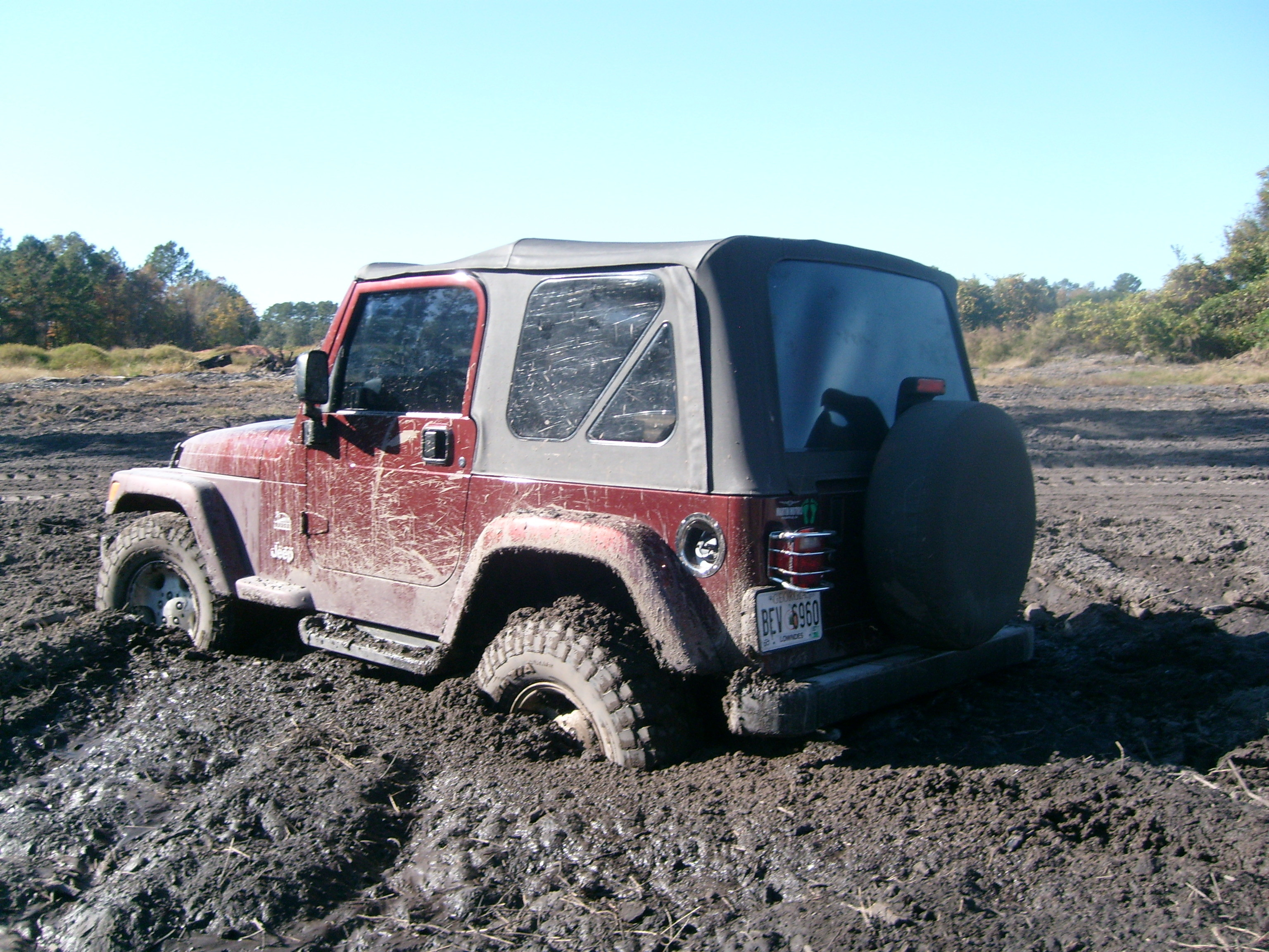 Another sahara_TJ 2003 Jeep TJ post... - 12750061