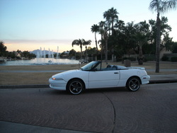 GOSTLRSs 1991 Mercury Capri