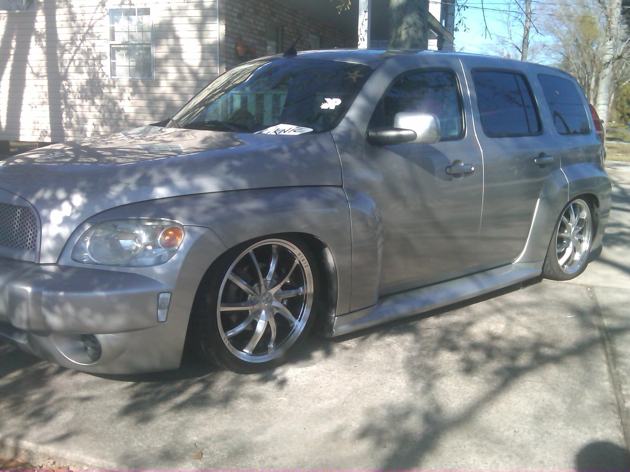 Another lunchbox_mafioso 2006 Chevrolet HHR post... - 12750780