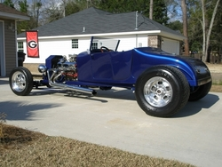 DioCustoms 1927 Ford Roadster