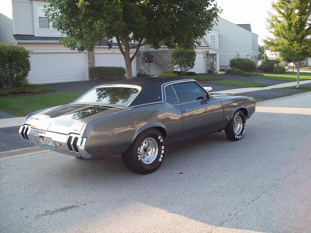 Another prostreetSX461 1970 Oldsmobile Cutlass Supreme post... - 12766222