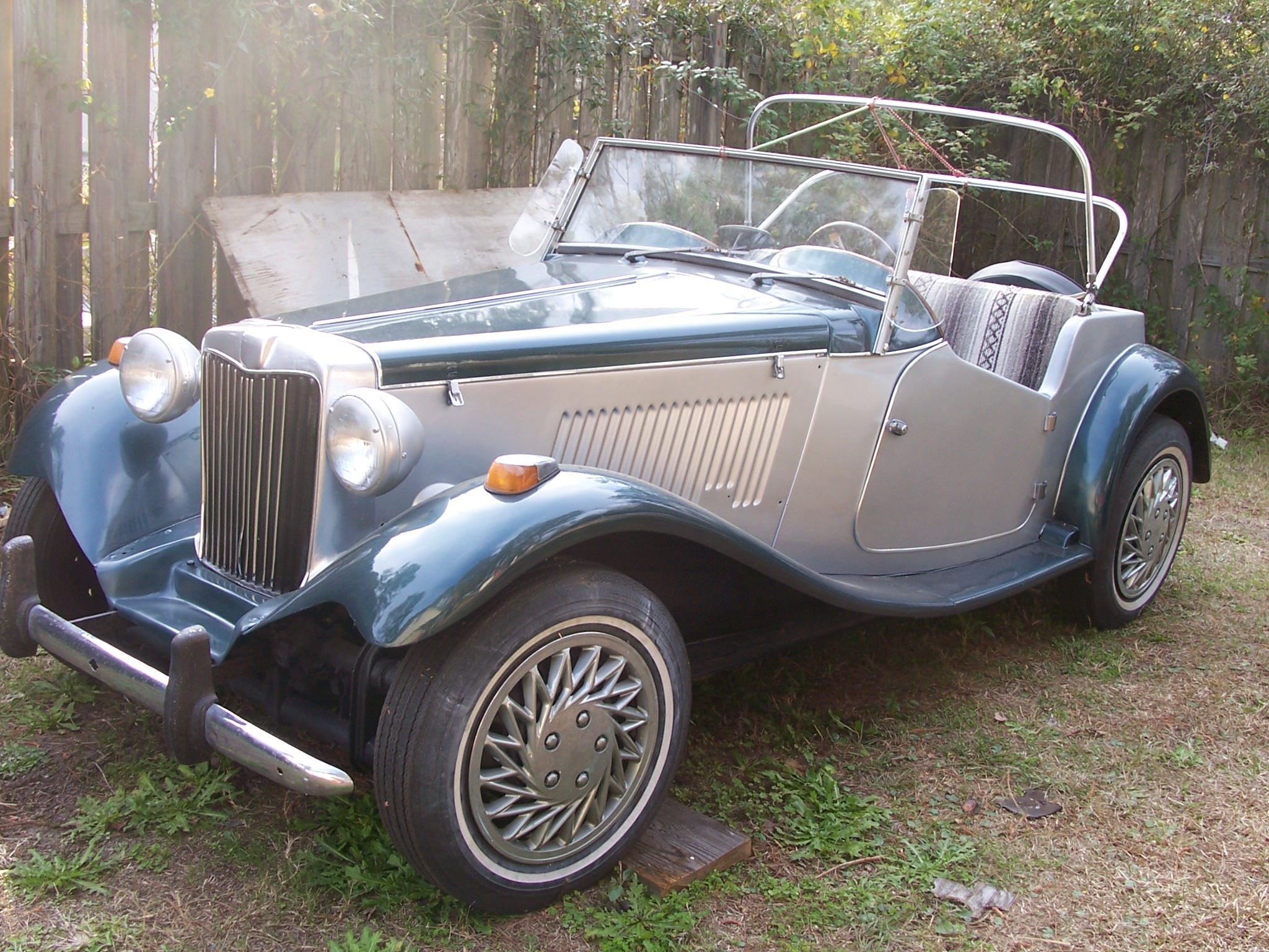 Codemanning 1952 Mg Td Specs Photos Modification Info At