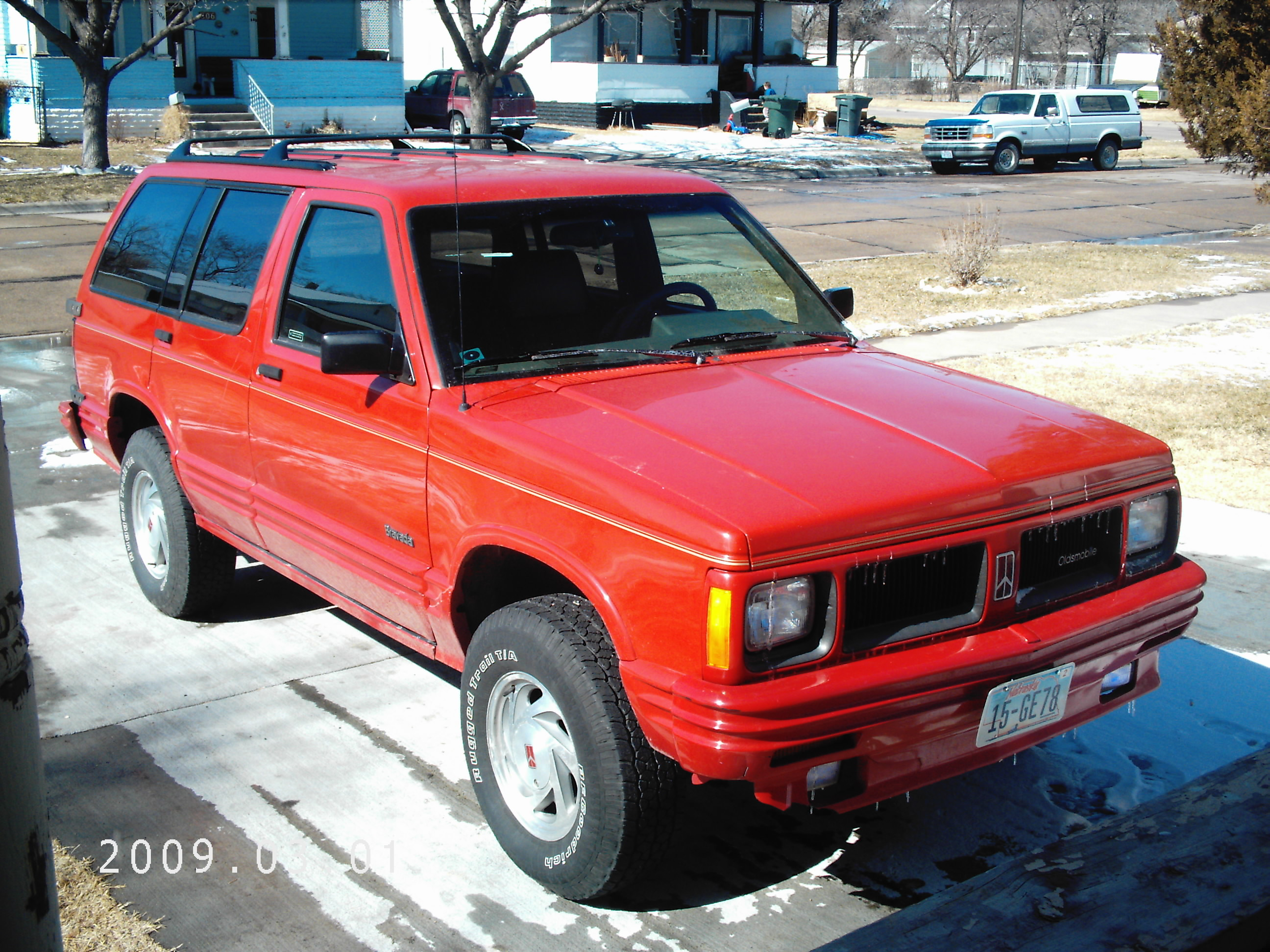 Dj_anarchy_420 1994 oldsmobile bravada