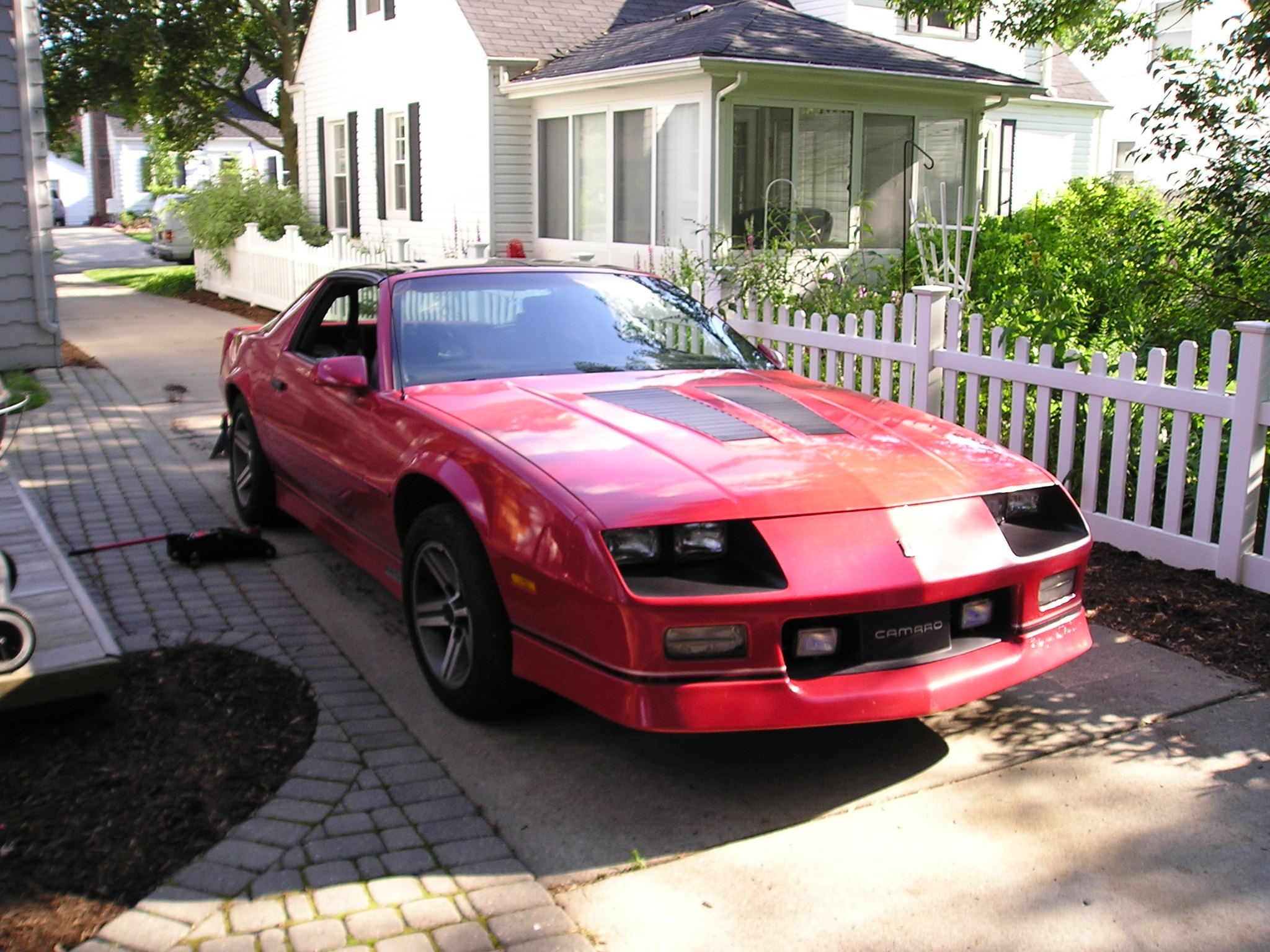 Another MP81Kyle 1986 Chevrolet Camaro post... - 12757349