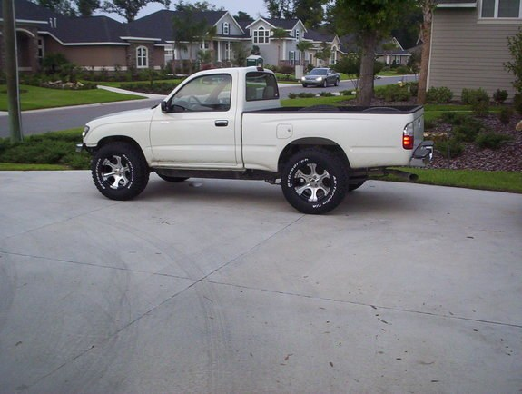 hot taco 39 s 1998 toyota tacoma regular cab short bed page 5 in gainesville fl. Black Bedroom Furniture Sets. Home Design Ideas