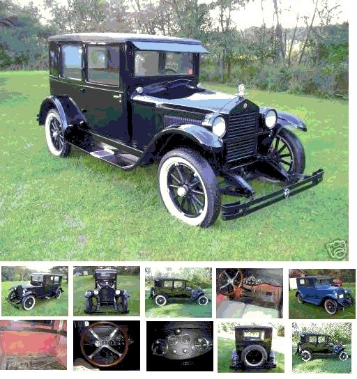 Another mack1975 1925 Hudson Essex post... - 9512271