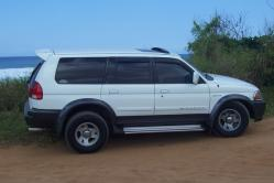 El_Nativos 2001 Mitsubishi Montero Sport