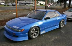 UnNaturalincs 1988 Nissan Silvia