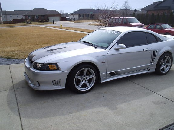 American Muscle 2004 Saleen Mustang Specs Photos