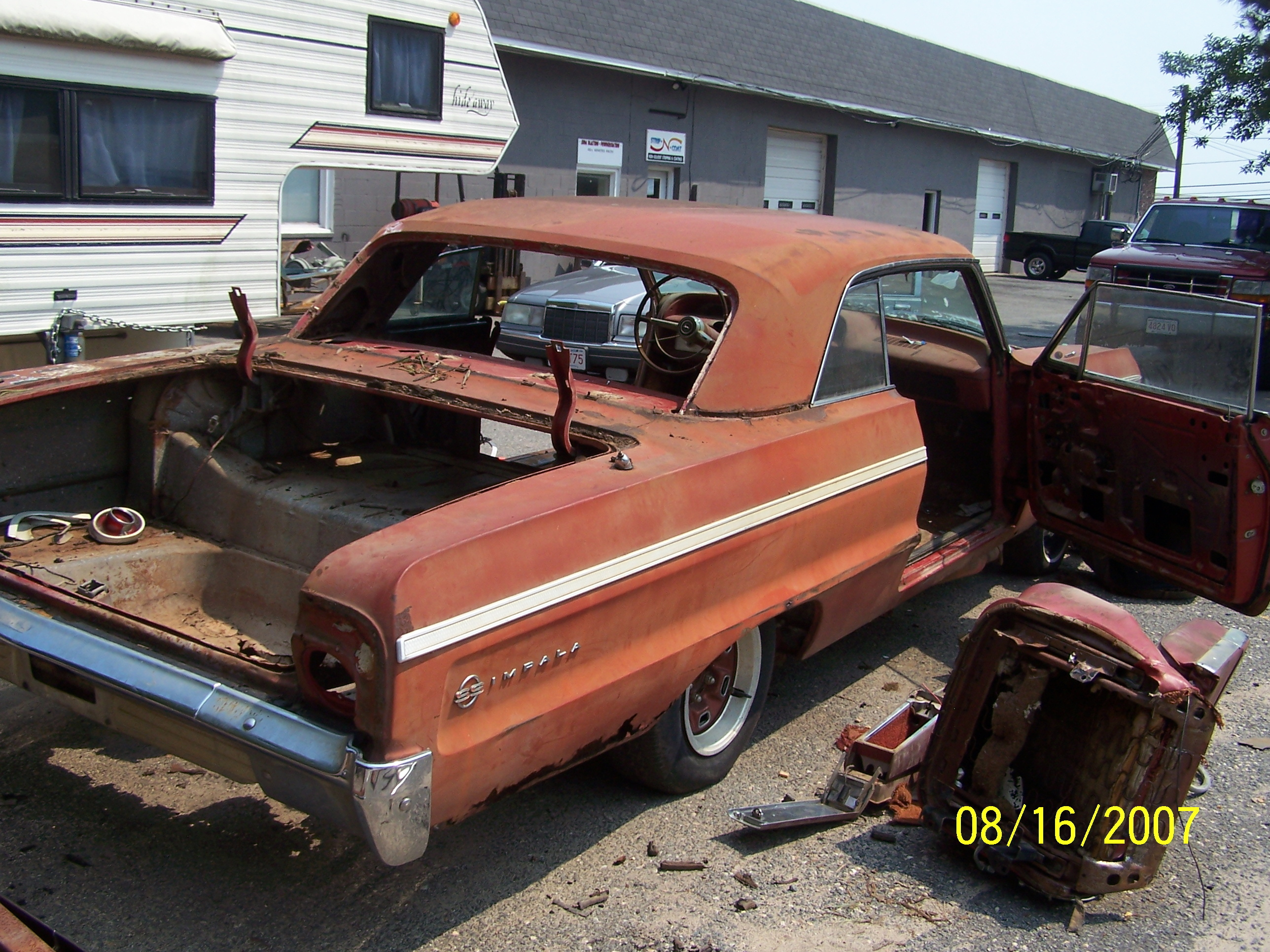 Another dubbzzlowco 1964 Chevrolet Impala post... - 12753293