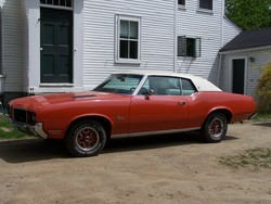 Elwood455s 1972 Oldsmobile Cutlass Supreme