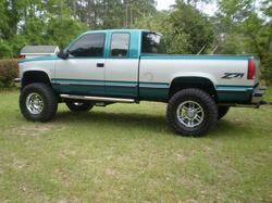 Mattfishers 1994 Chevrolet C/K Pick-Up