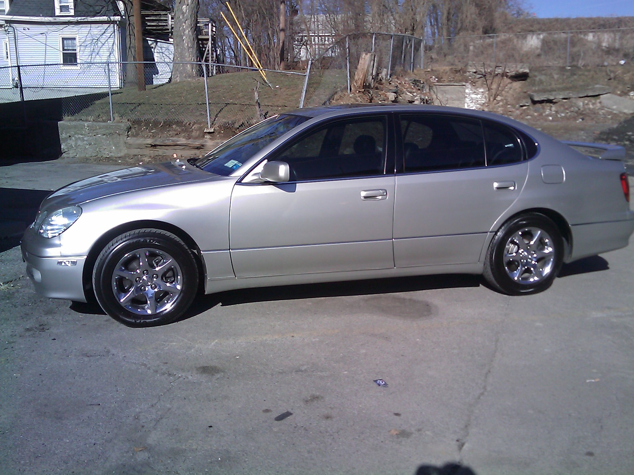Another Bucsumthin 2001 Lexus GS post... - 12755460