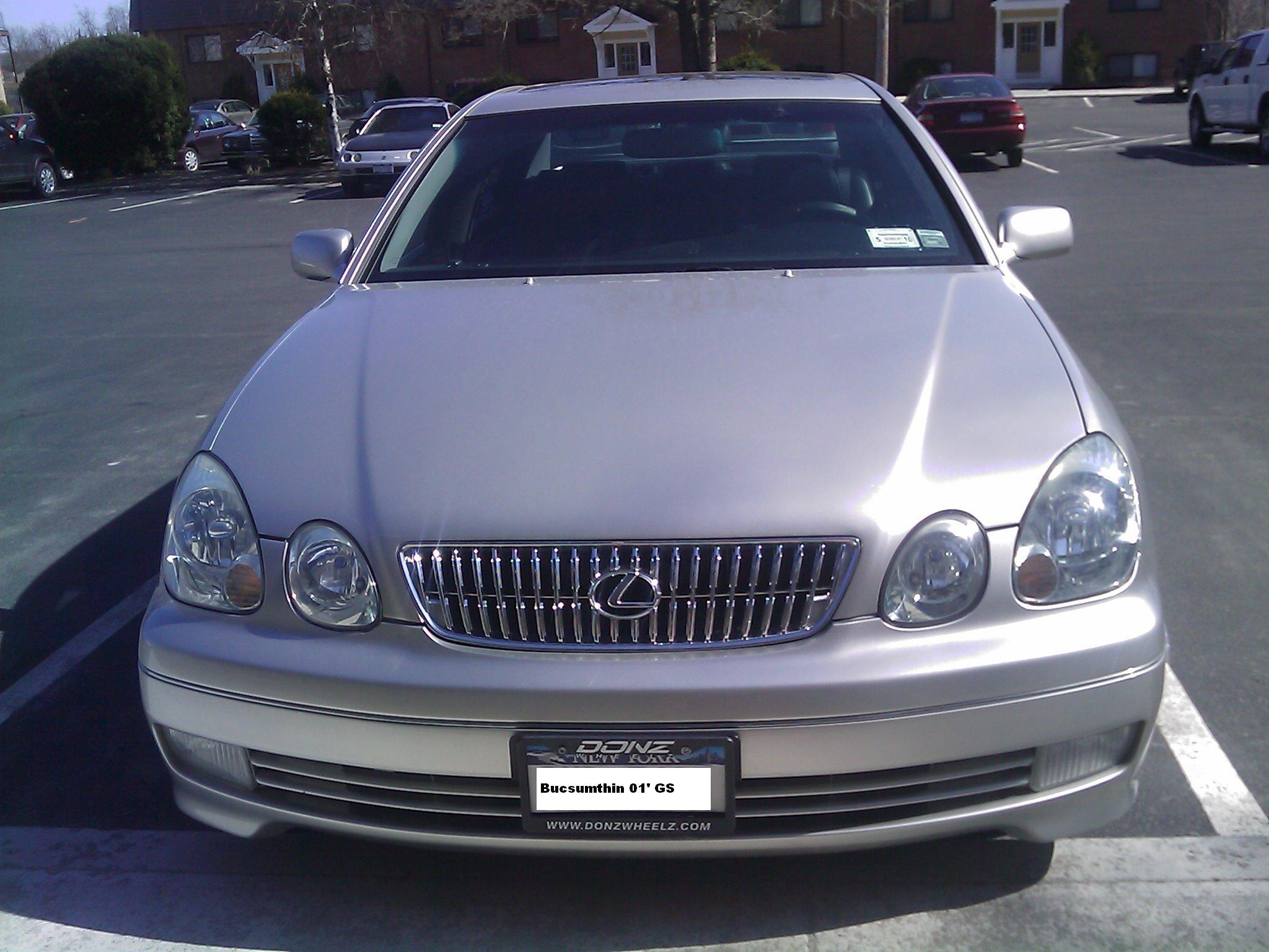 Another Bucsumthin 2001 Lexus GS post... - 12755476