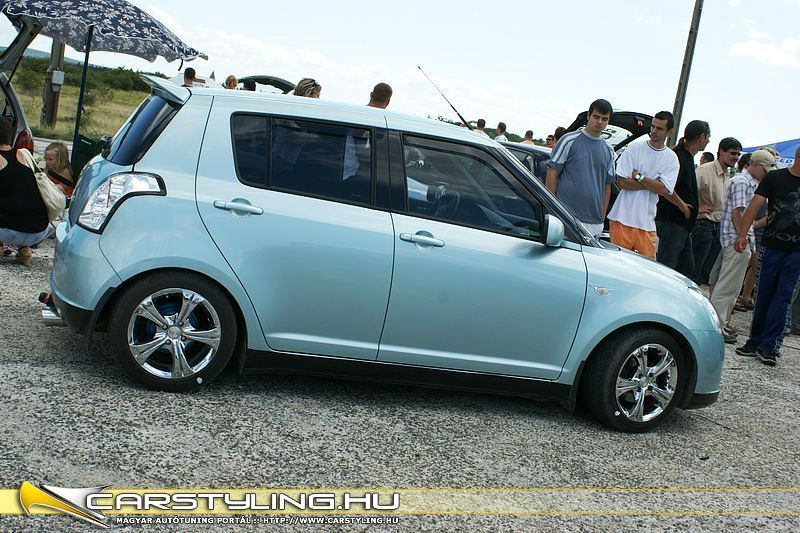 fakukac's 2007 Suzuki Swift