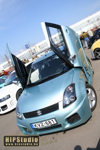 fakukac 2007 Suzuki Swift 12755861