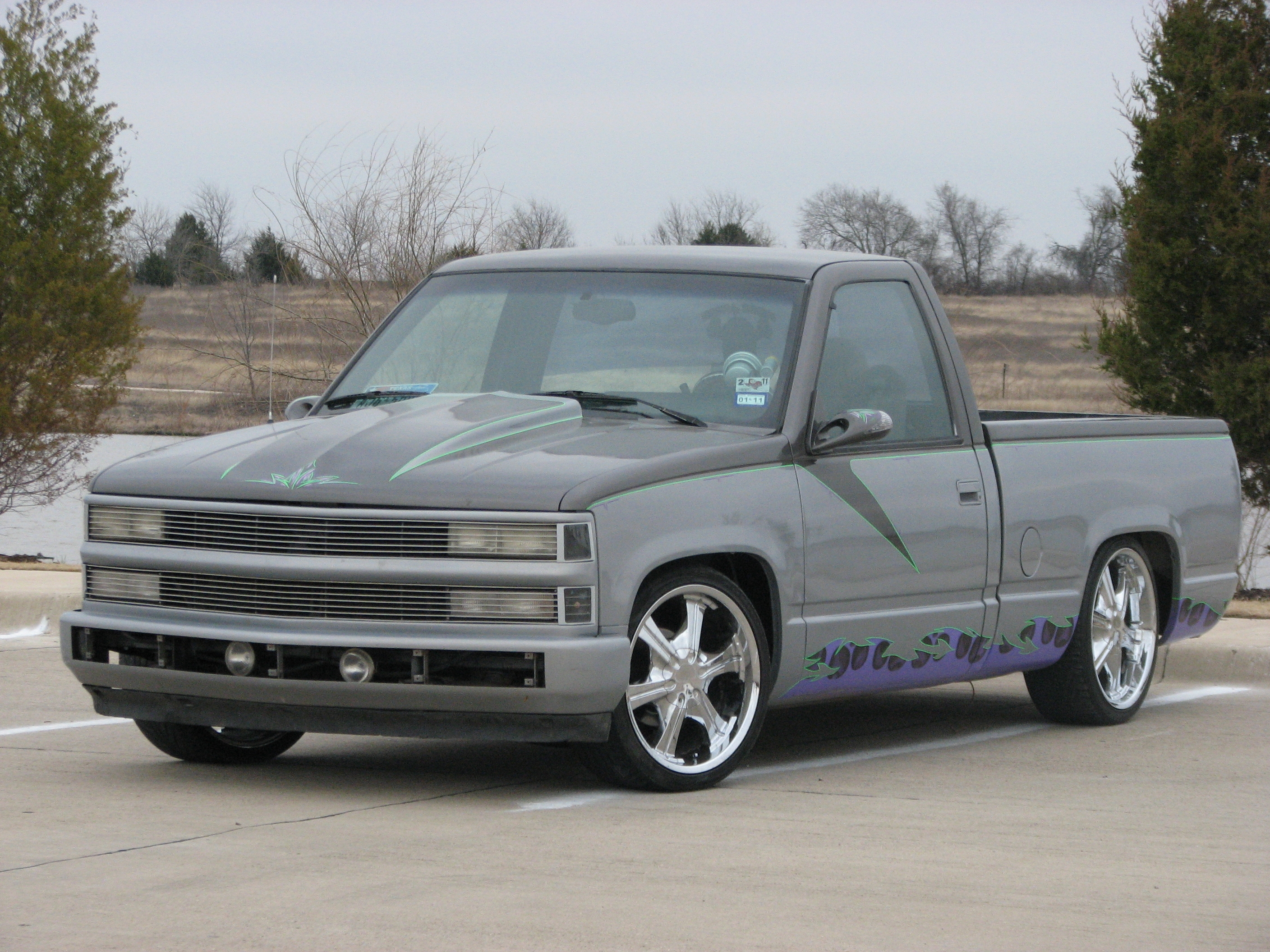 chevy trucks 1990s - photo #23