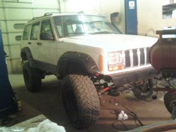 premierdrummer27s 1998 Jeep Cherokee
