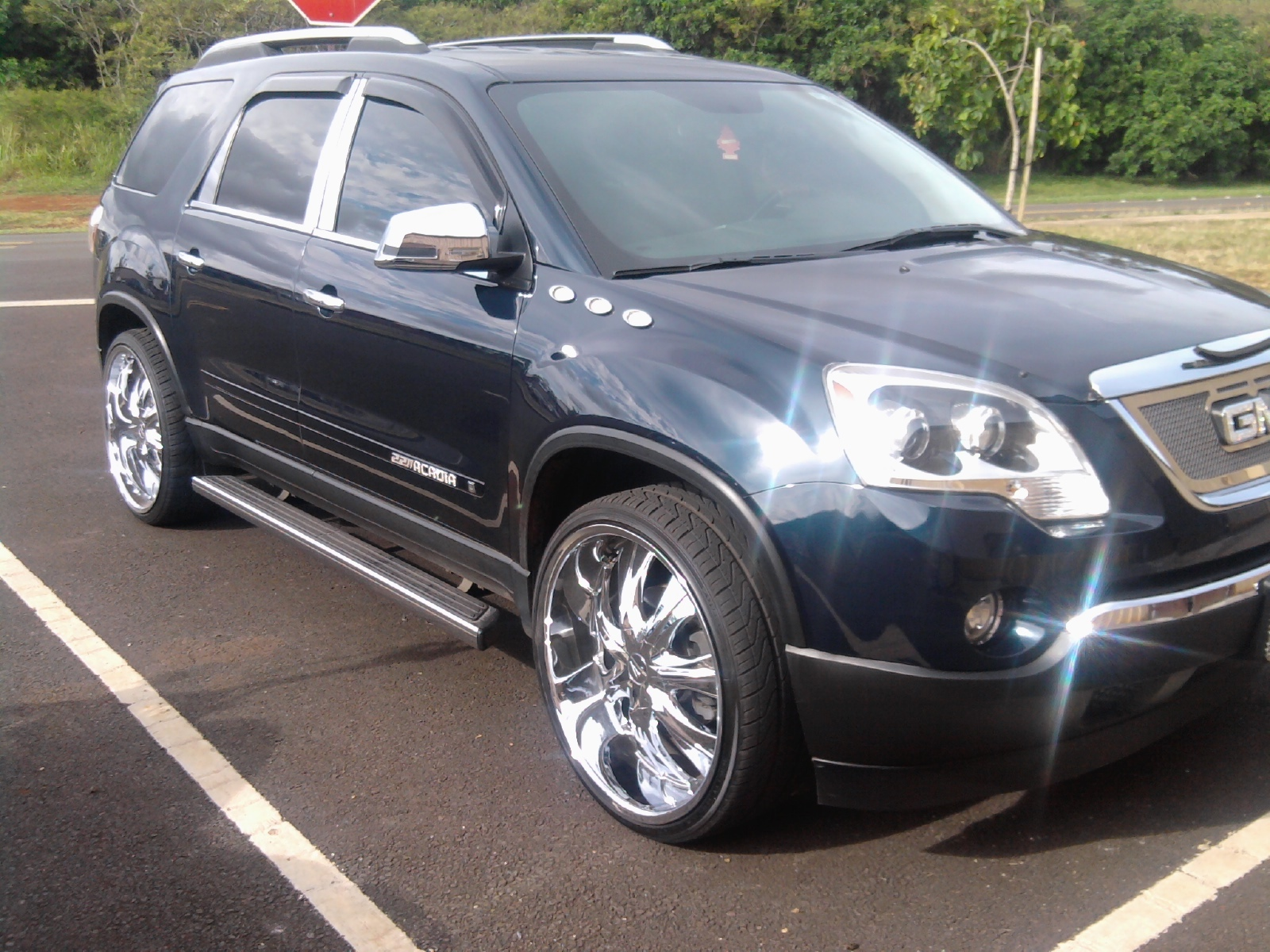 rolo24 2008 gmc acadia specs photos modification info at. Black Bedroom Furniture Sets. Home Design Ideas